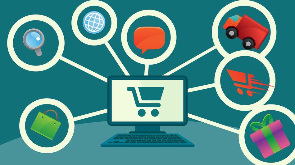 Ecommerce aumento vendite su internet