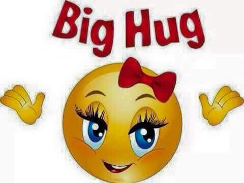 Resultado de imagem para hugs cya