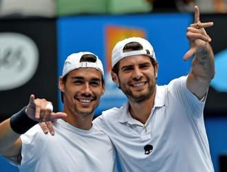 Australian Open: finale doppio con Bolelli e Fognini, diretta tv streaming su Eurosport