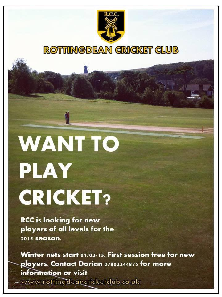 RT @KlausFoxx: @stephenfry, any chance of a RT to help one of the oldest cricket clubs in the country in need of players. #RCC2015 http://t…