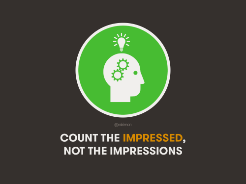RT @Luca2D: Brands have to rethink the metrics they are using in measuring their success http://t.co/shDqTI6FwQ /by @eskimon http://t.co/a3…
