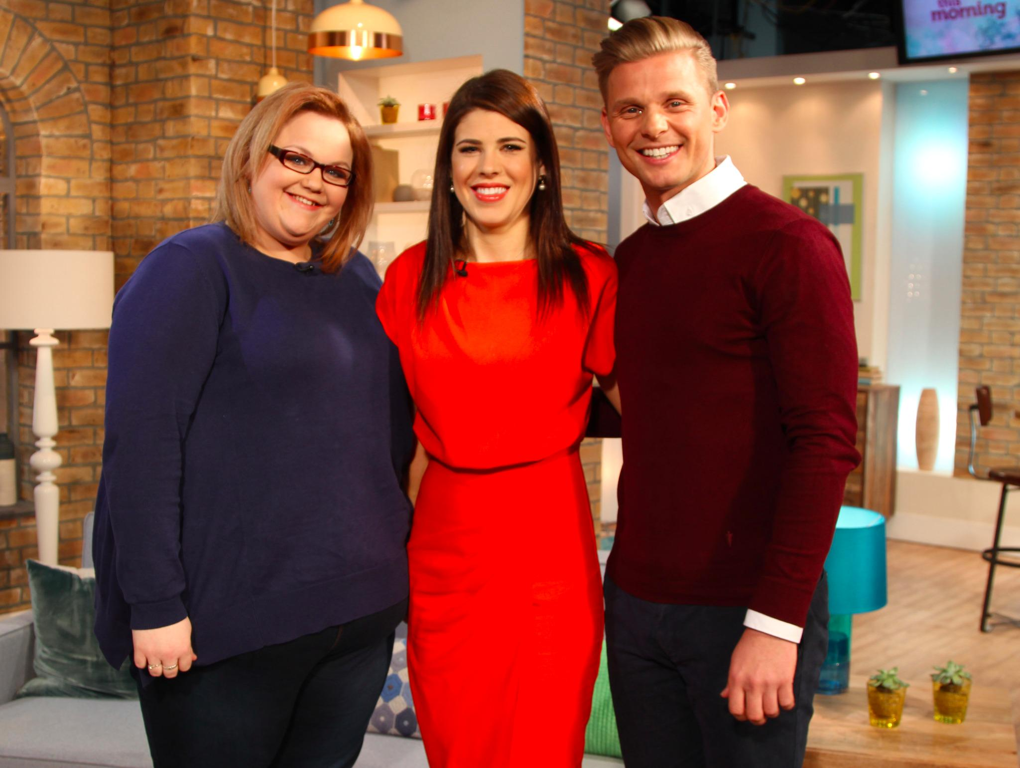 RT @itvthismorning: ...in the form of life coach @jeffbrazier - good luck Christina! http://t.co/Ua9TLIHFDQ http://t.co/qFkyFiAShB