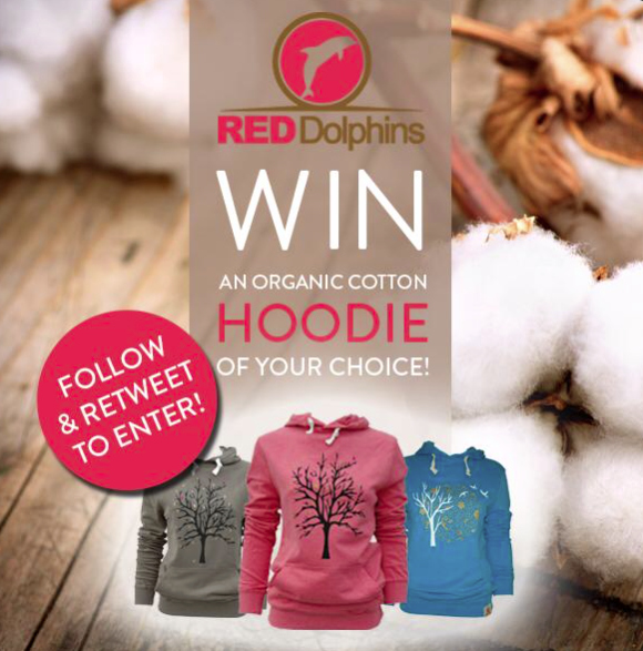 Enter our brand new #COMPETITION to #WIN a #REDDolphins organic cotton jumper! #Follow and #RT To enter! Good Luck! http://t.co/300snVykMc