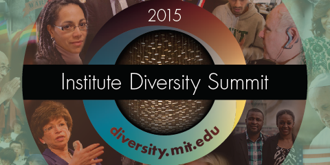 "Starts today: @MITDiversity Summit ""Advancing a Respectful and Caring Community"" http://t.co/n66bqdOf5x #MITdiversity http://t.co/28fSqY8GNq"