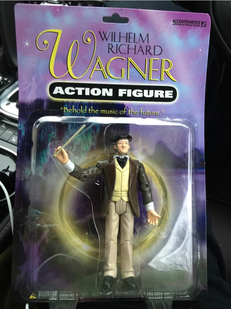Exceptionally excited about my Richard Wagner action figure, if a little distressed that he's a choking hazard. http://t.co/qHb1be0i7T
