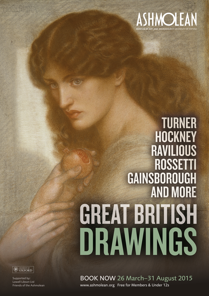 Thumbnail for EXHIBITION: Great British Drawing