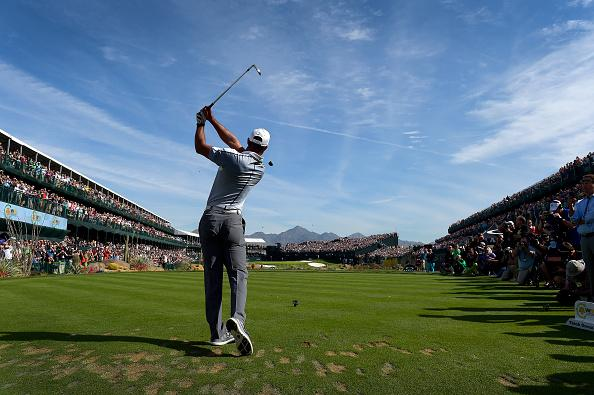 Tiger Woods tees off at 2:07 p.m. ET. We'll have live play-by-play of his round here @PGATOURNow. http://t.co/sRXy7v2kQG