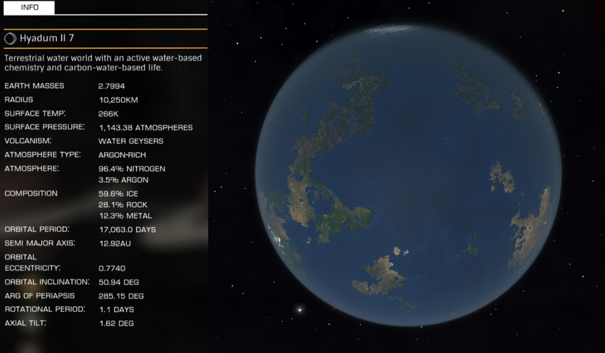 Habitable Zone Formula Habitable Zone Sits Here 39 s a Funky Planet i Stumbled Across While
