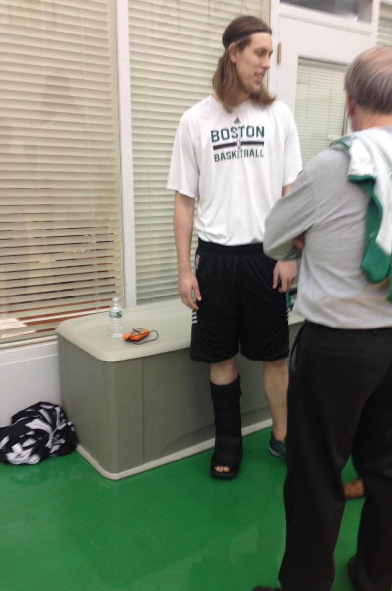 Olynyk (ankle) uncertain on return timeline