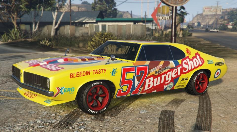 Gta Cars On Twitter Gta Nextgen Car Declasse Stallion