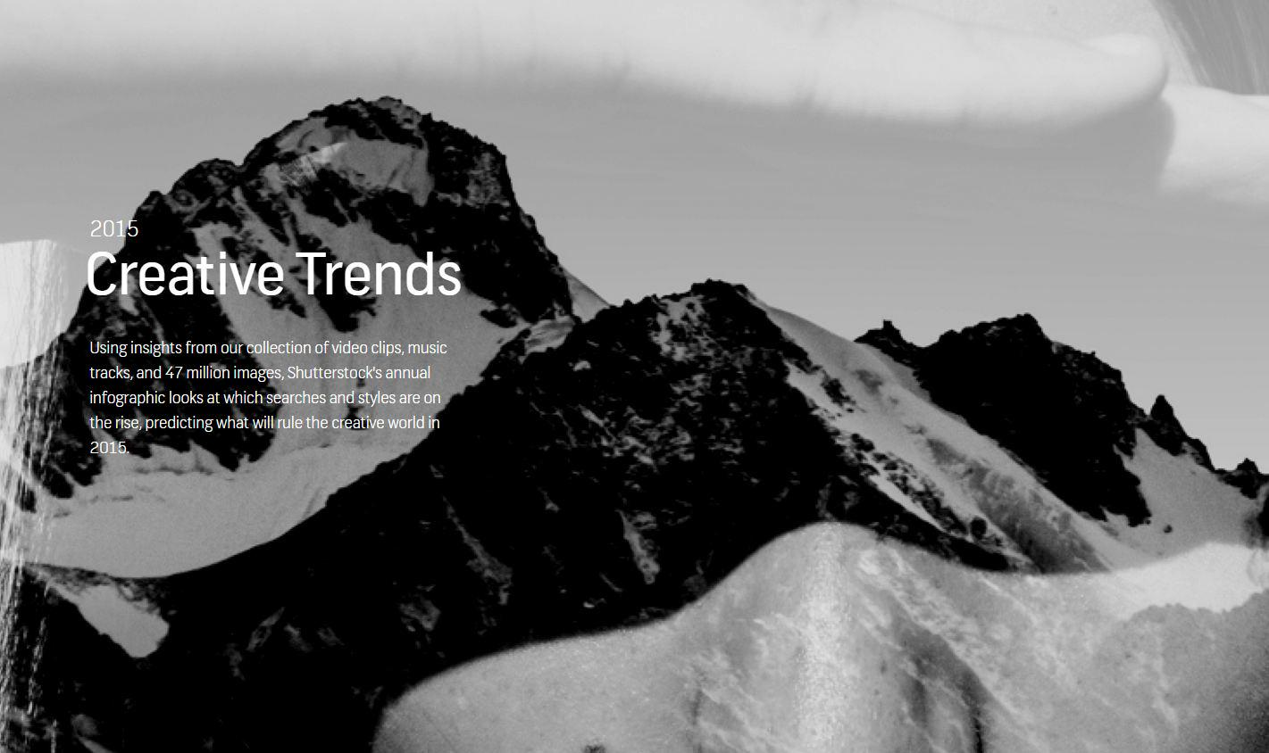 Shutterstock has released its 2015 Creative Trends Report - read more here: http://t.co/2RMHpQVHT9 #creative http://t.co/xVWH2XEJdI