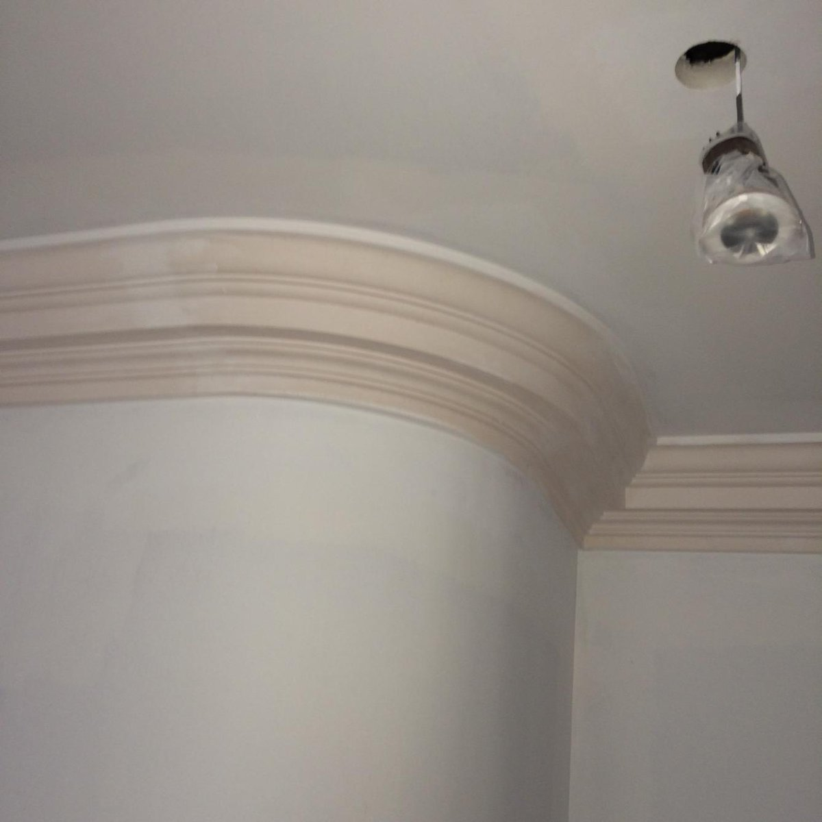 Cornice Designs On Twitter All Plaster Cornice Is Available Curved To Any Radii Simple Process Of You Know How Our Georgian Cornice Gsr200 Http T Co Dnolxrqlzf