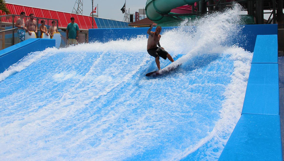 Coming This Spring To Phvegas The Strip S First Ever Flowrider Wave Machine Cantwait