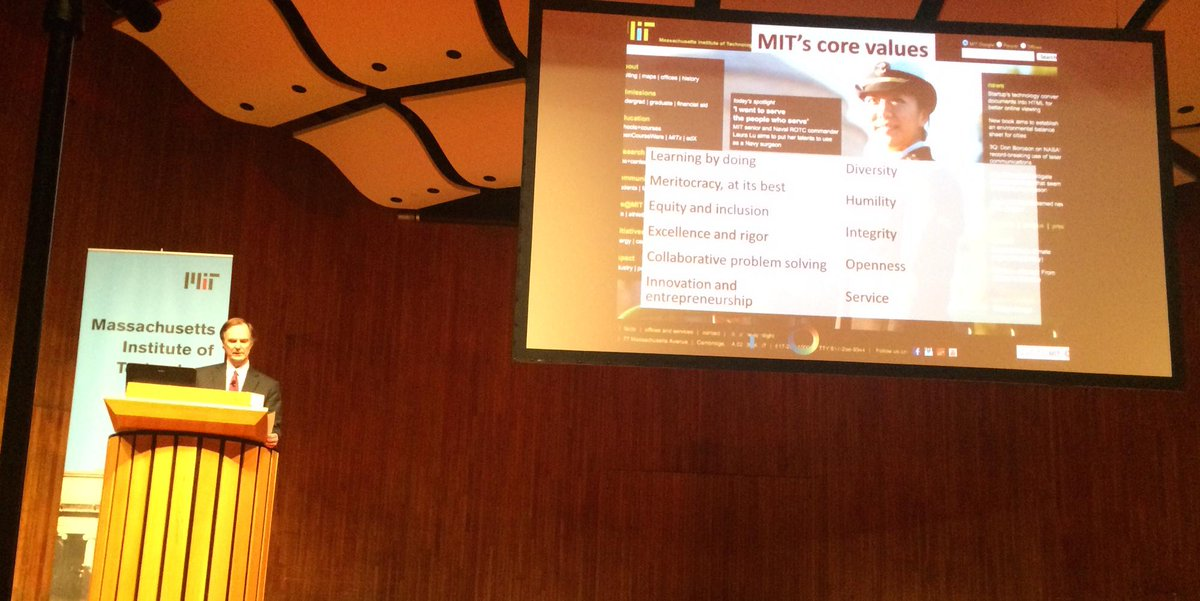"""I want MIT to become even better for others."" – @EdBertMIT #MITdiversity http://t.co/jStbWW2SKG"