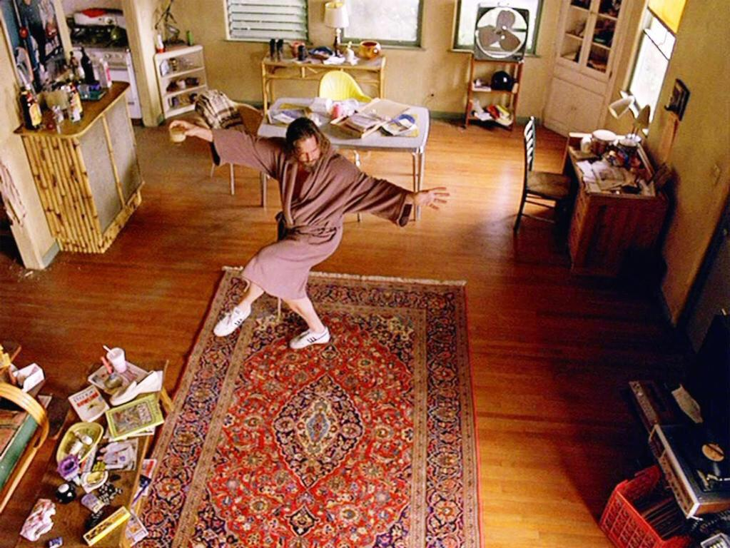 All The Dude Ever Wanted Was His Rug
