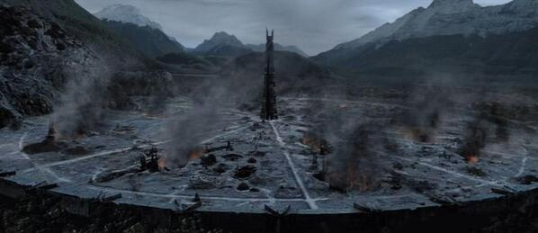Here's what we can expect if we allow fracking. Just look what it's done to the town of Isengard. #bbcqt http://t.co/IcQQzJsln7