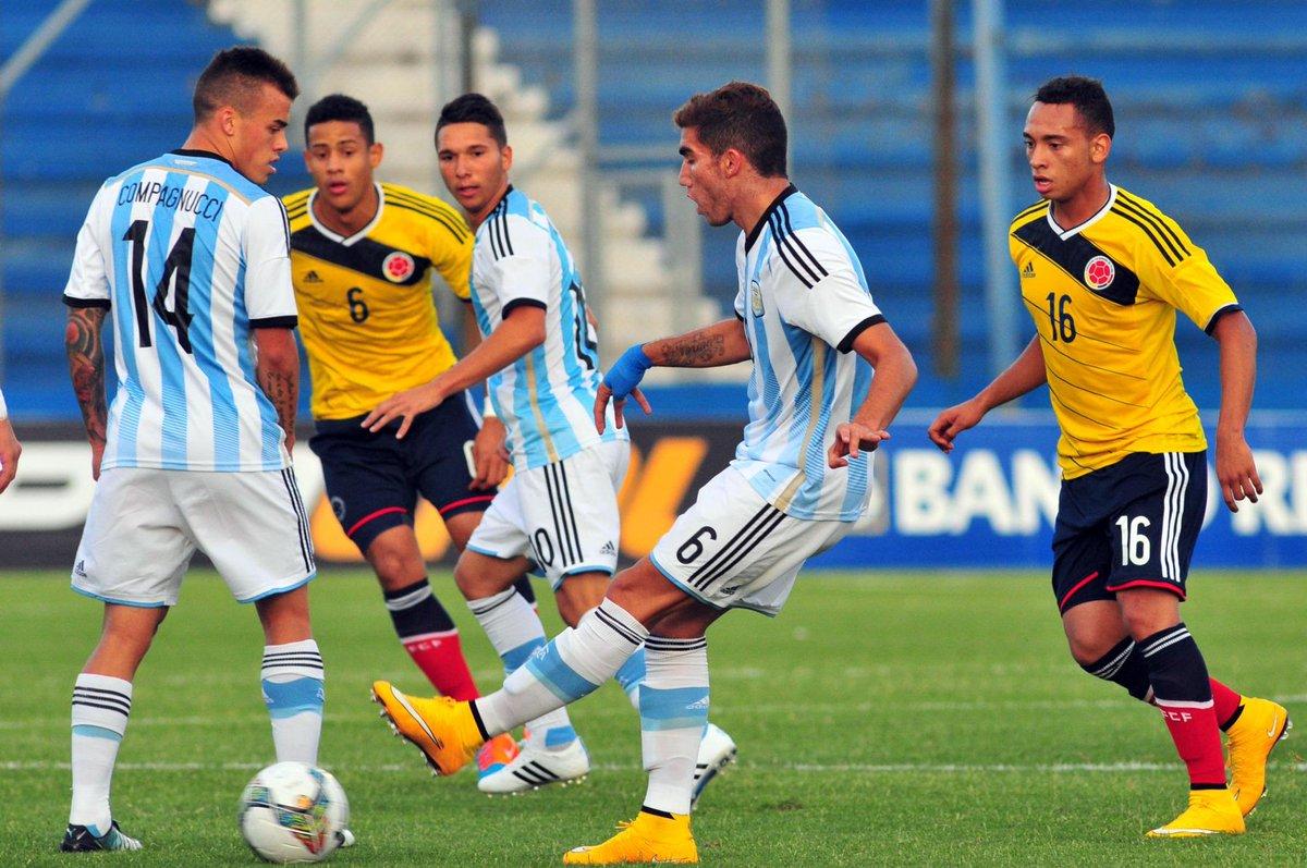 Sudamericano Sub 20: Sudamericano Sub-20: Argentina Salvó Un Punto