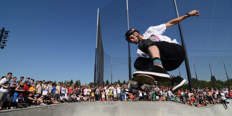 Pro Skater Tony Hawk Talks About His Life And Career http://t.co/pSZuooPKxI http://t.co/K0Nc0ccGMS