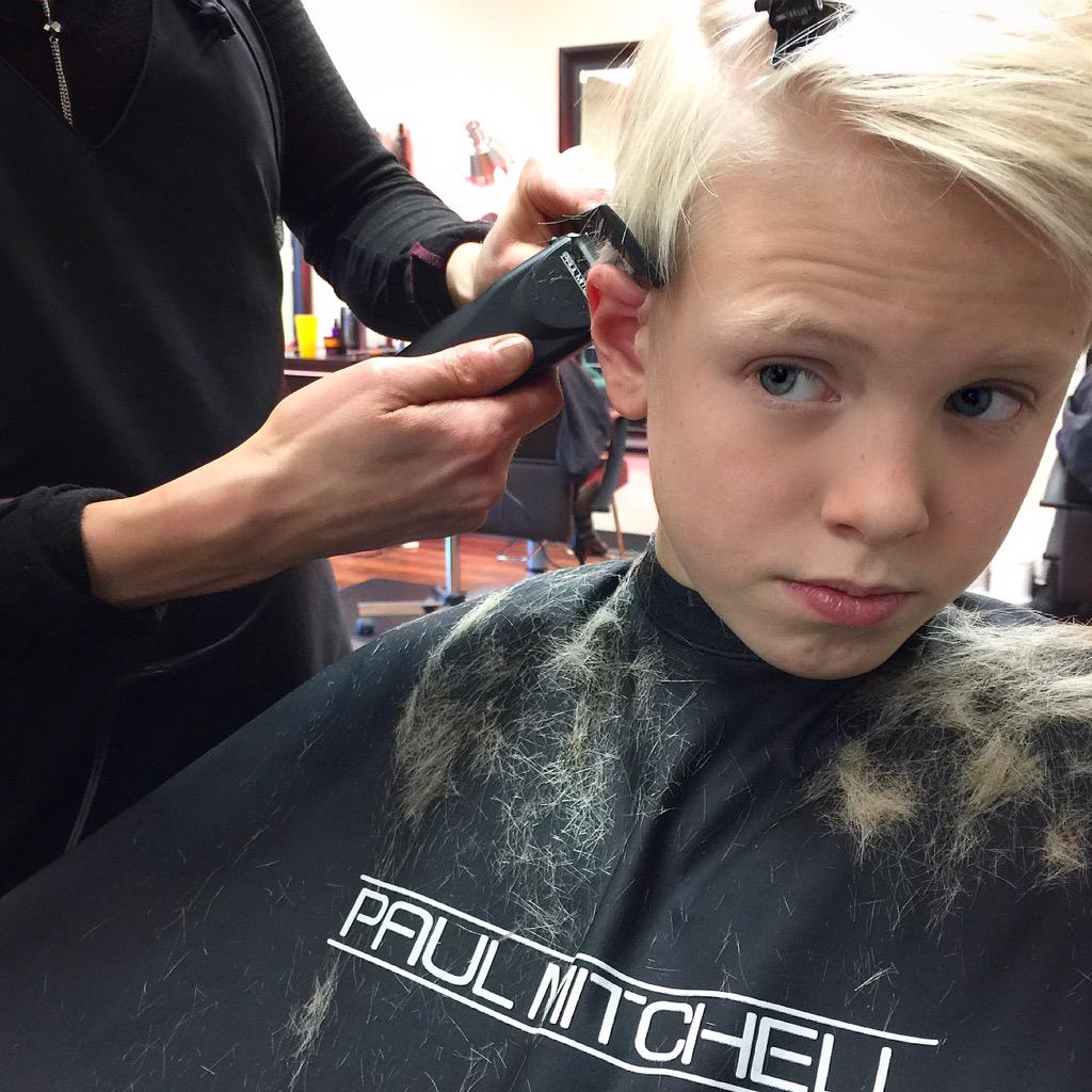 Carson Lueders On Twitter Haircut Who Thinks I Should Chop It