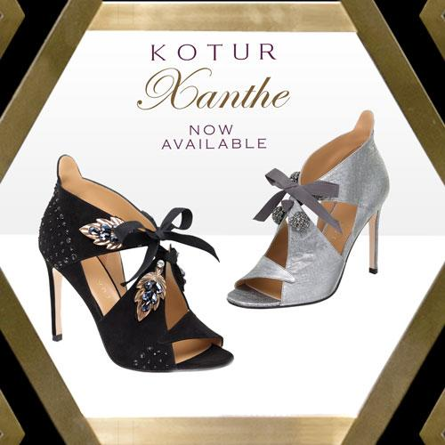 Introducing the Xanthe: Black / Silver Sandal with Embellishment. #KOTUR http://t.co/JBCy28eQio http://t.co/mLcCKBfOOu