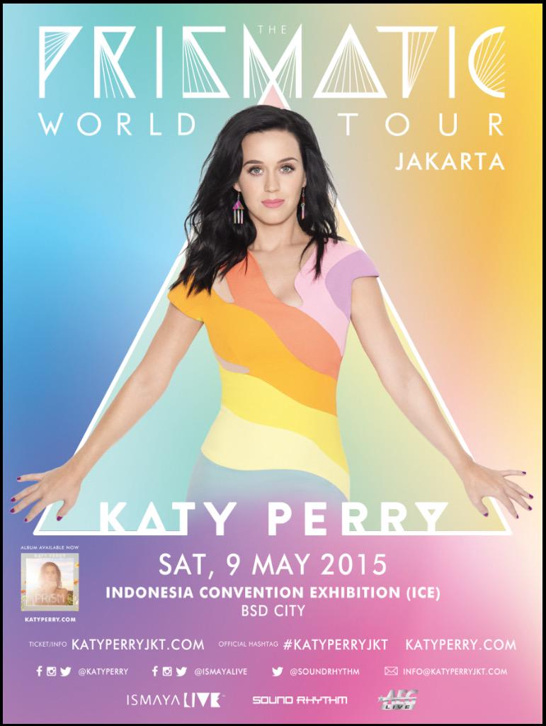 #CONFIRMED #KATYPERRYJKT SATURDAY MAY 9 2015. BE READY!!! http://t.co/4wIvpG9phA