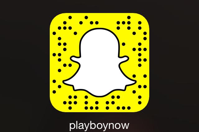 Snapchat playboy Playboy's first