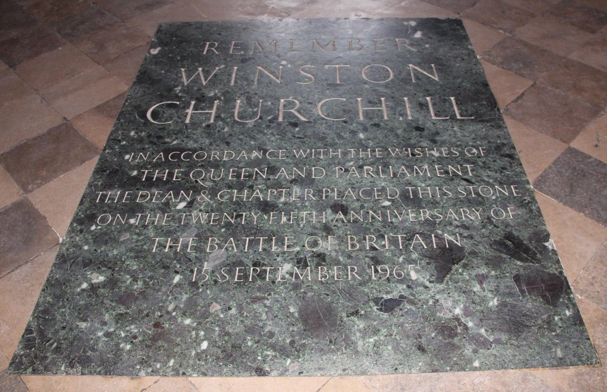Today we remember Sir Winston Churchill, 50 years after his State Funeral @ChurchillCentrl #Churchill2015 http://t.co/gpO8YQT9lU