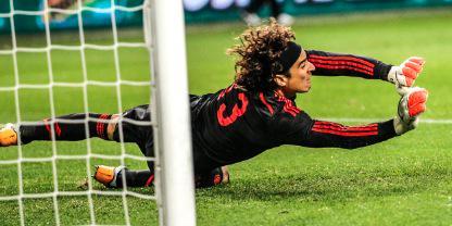 f61bb748a mexico goalkeeper guillermo ochoa pulls off a physics defying reflex save  for malaga