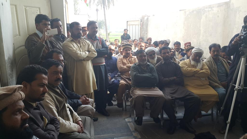 Raheeq Abbasi On Twitter With Office Bearers Of Pat Kot Addu On