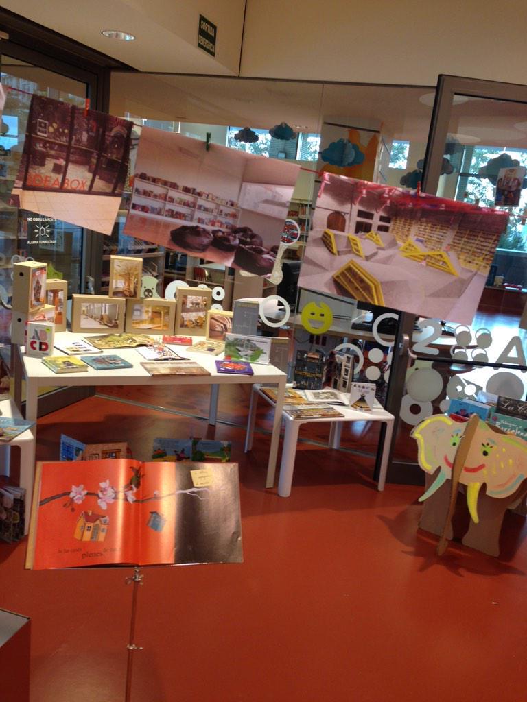 Tot preparat #espaisbiblios #bibboto http://t.co/UYIxuMpiuW