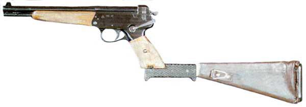 RT @klaasm67: Cool. The Soviet triple-barreled gun with swing-out machete for space missions #ColdWarHist http://t.co/zniTV2tFh1 http://t.c…