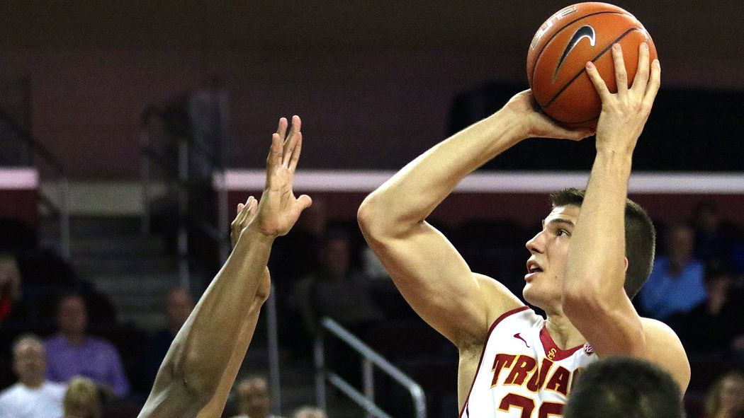 Nikola Jovanovic had 30 points, but the Trojans fell to Colorado in triple overtime (@ConquestChronicles/Twitter)