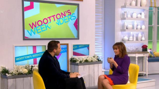 RT @ITVLorraine: There's @itvcorrie confessions and more in @danwootton's Weekenders! http://t.co/snNPn45M1k #Entertainmnet #Lorraine http:…