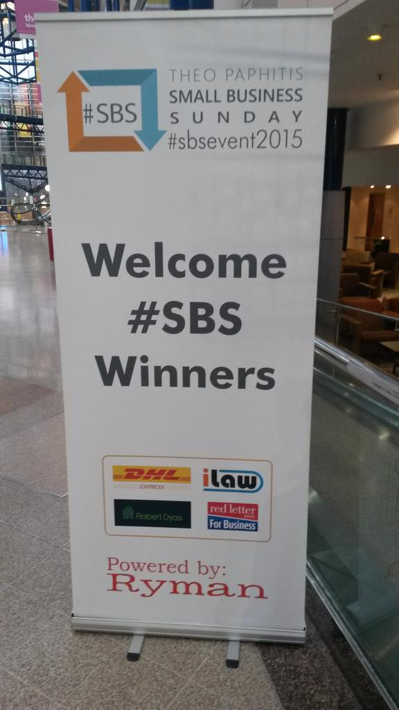 It's almost time for #SBSevent2015 !! Who's ready & raring to go? #SBS http://t.co/j5BmaCiRvI