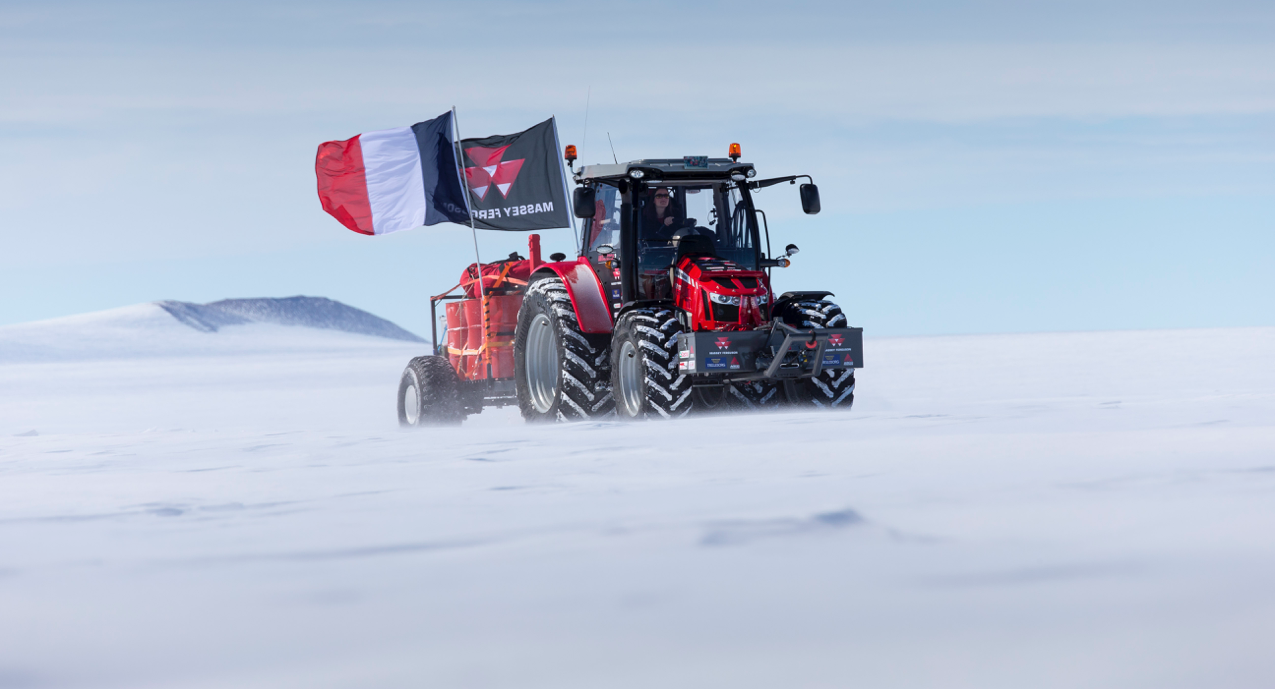 .@MF_EAME embarks on an Antarctic expedition to demonstrate the power of its tractors http://t.co/ot8YjPgTk7 http://t.co/wm78EW3WtH