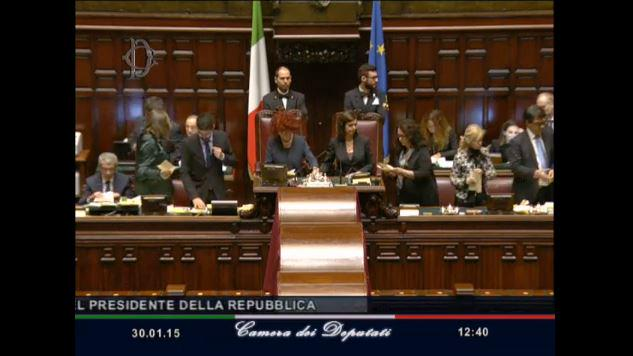 #Quirinale2015: Diretta Live elezioni Presidente della Repubblica Streaming