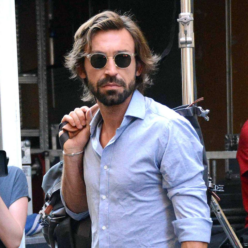 Andrea Pirlo Interview for Mundial – James Campbell Taylor |Andrea Pirlo Style