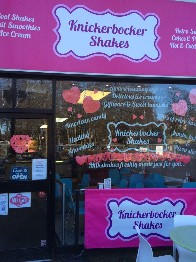 Knickerbocker Shakes