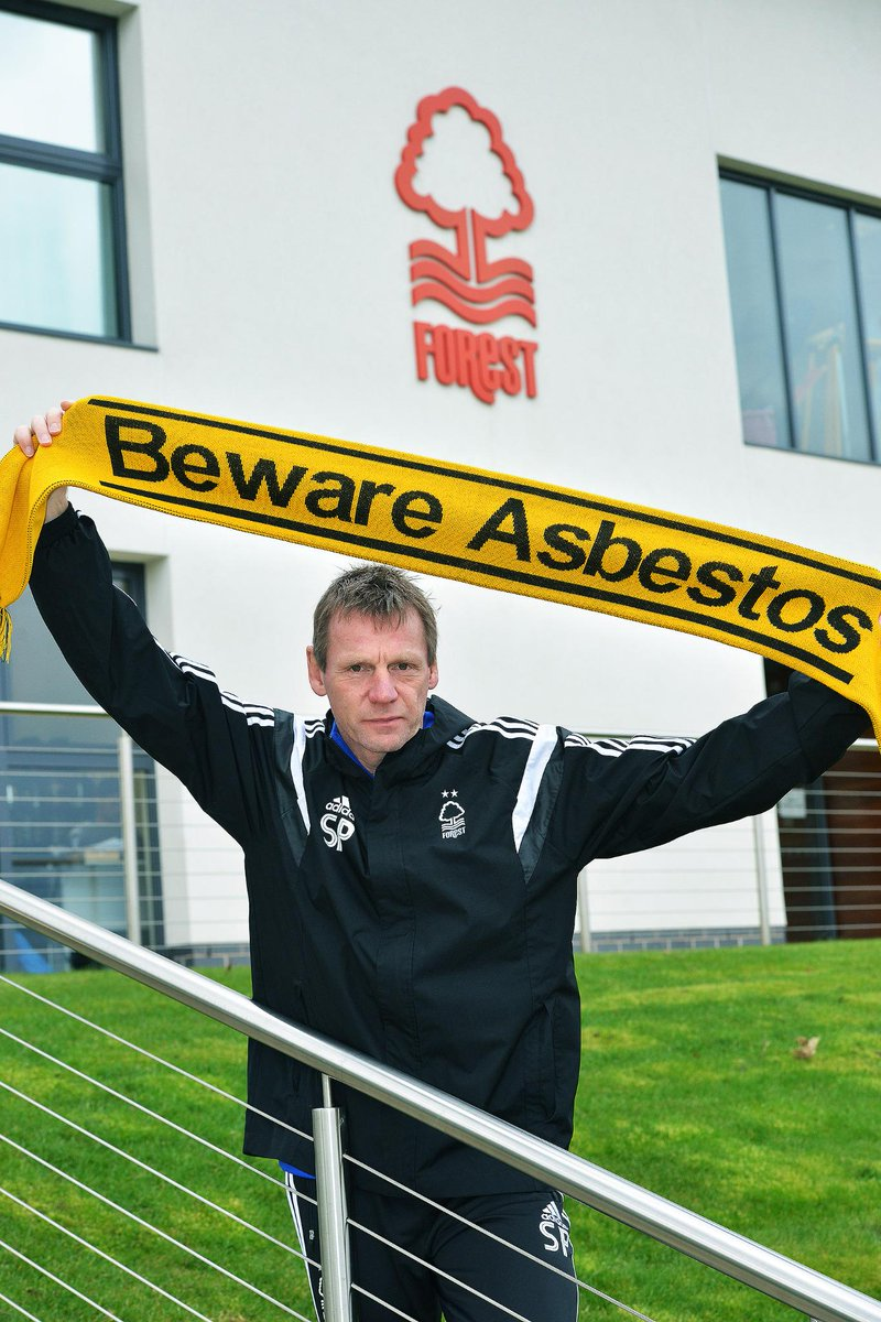 England footie star Stuart Pearce blows the whistle on asbestos http://t.co/lADyBcSMfp #BewareAsbestos #WearTheScarf http://t.co/NAzFBAkL2w