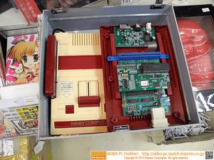 【200Tweets】更新:初代ファミコンにRGB出力を追加する改造基板が登場  (取材中に見つけた○○なもの)
