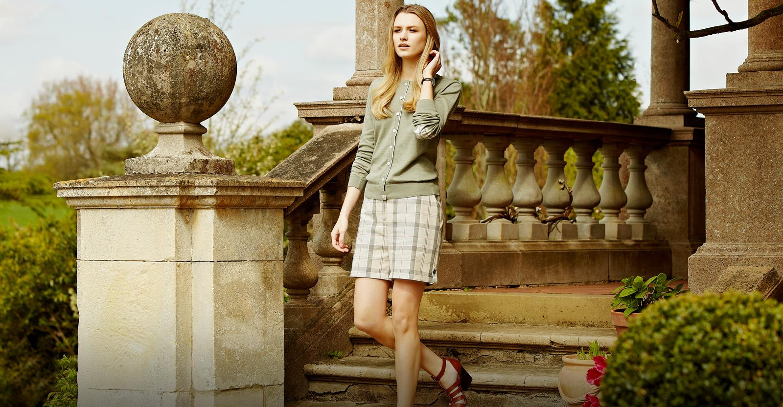 RT @Barbour: Fresh & elegant, the Summer Dress Tartan introduces a pastel palette to your Spring wardrobe: http://t.co/XkLp8iVaAB http://t.…