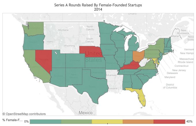 Female founder investment data from 2014 shows the times are changing, and quickly http://t.co/i2kLUynTD0 http://t.co/7jIK8mAOVs