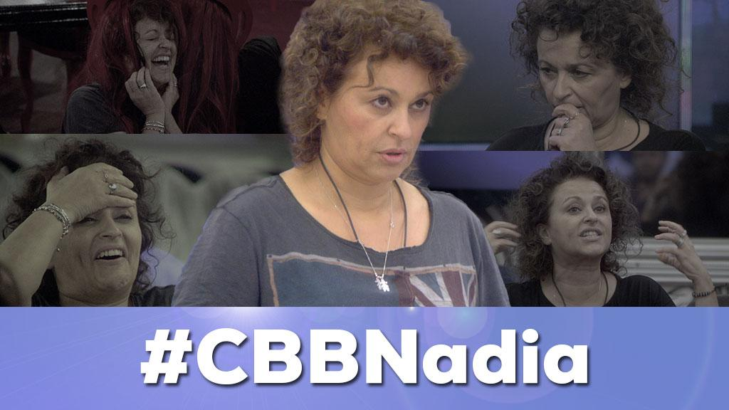 What about team #CBBNadia? Shout loud and proud by retweeting if you're supporting her tonight #CBB http://t.co/Y5CWWwCSm5