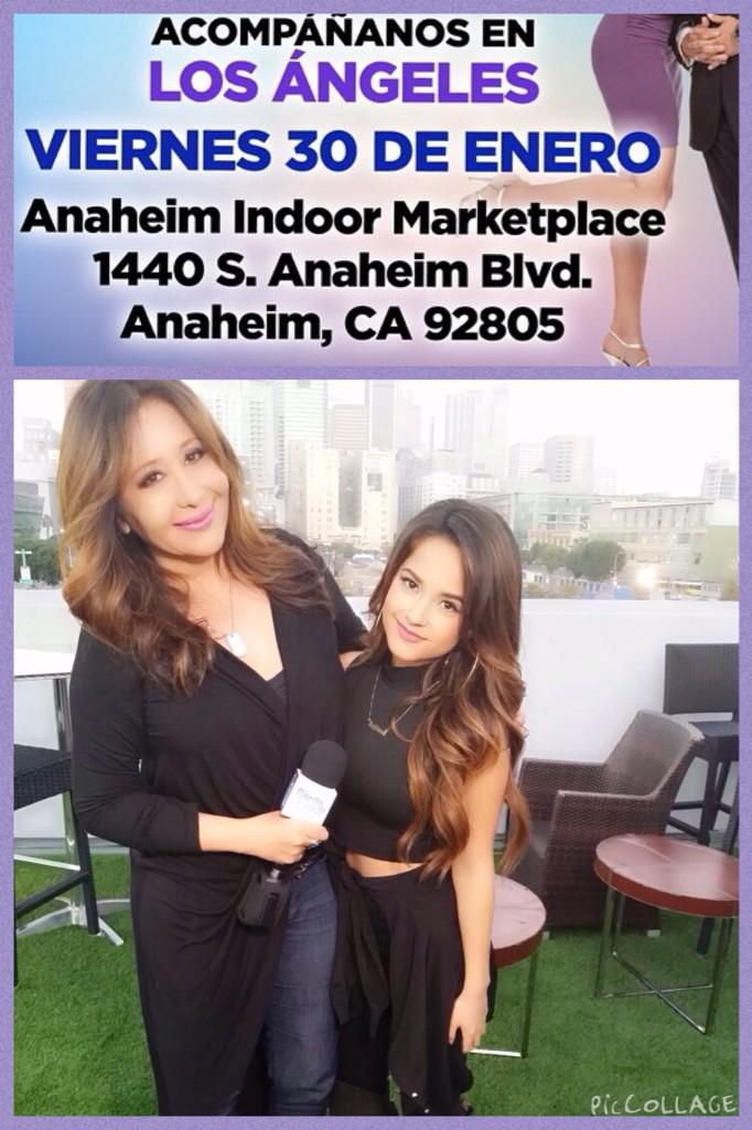 Come meet my cool & talented new friend @iambeckyg #soyfan on @ElGordoyLaFlaca get there at noon #AnaheimMarketplace http://t.co/wRqFR2jTB8