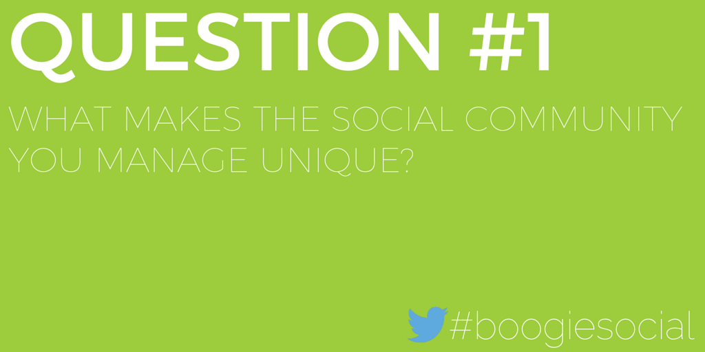 Thumbnail for #boogiesocial happy #CMAD edition