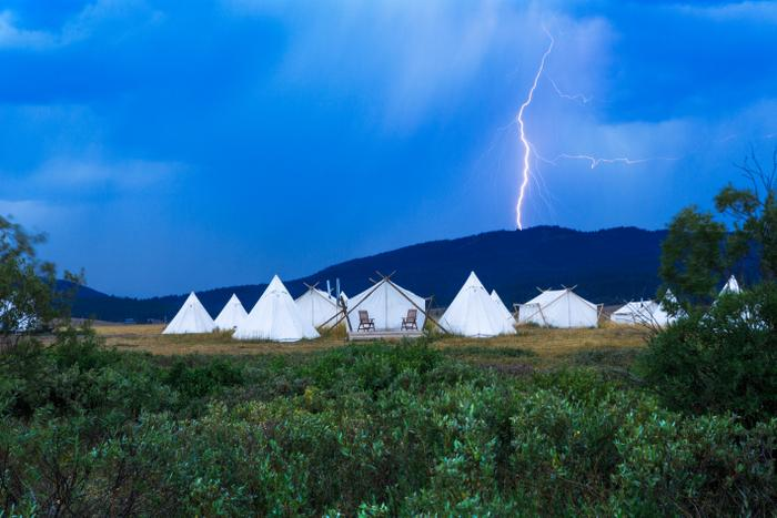 Camping Yurts on Twitter: