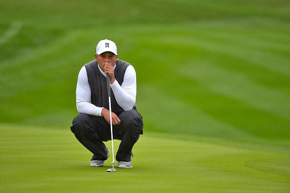 Tiger Woods just shot 82. That's his worst career round on TOUR. http://t.co/s72dz9yMmI