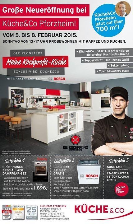 Küche&Co Pforzheim (@Rico_Tischer) | Twitter | {Die kochprofis-küche 62}