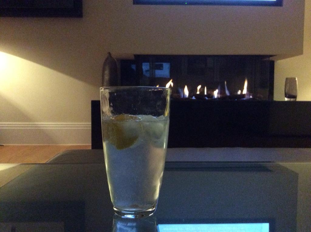 First G&T of the WEEK!!!!!!! Settling down for Celeb Bog Brother - who's going out? x http://t.co/RgDIdfIaMz
