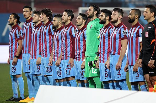 Trabzonspor 2015 kadrosu